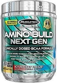 Amino Build Next Gen Muscletech 30 Serv.