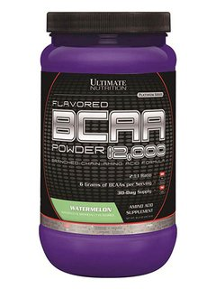 Bcaa 12.000 Ultimate Nutrition 60 Serv.