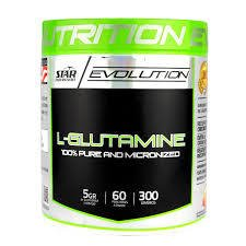 Glutamina Star Nutrition 60 Serv.