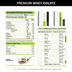 Isolate 100% Star Nutrition - comprar online