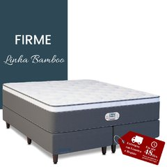 Colchão King Exclusive Simmons Platinum Bambo