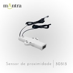 Sensor de Movimento Branco Max 20W Mantra 30313 na internet