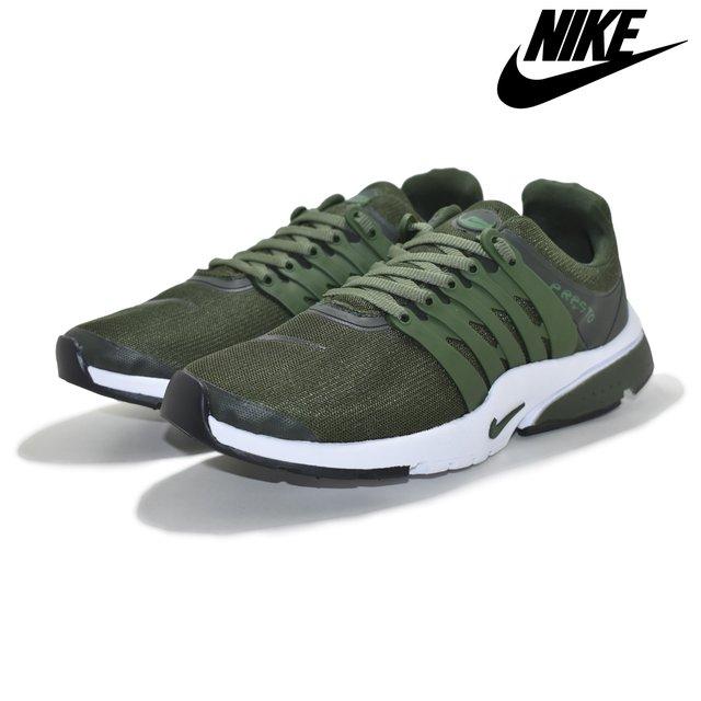 vendedor Derrotado Geología  Nike Air Presto - Verde - Comprar em Global Tenis