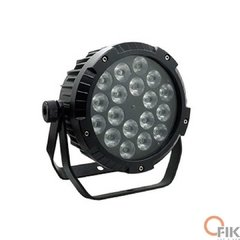 Par Led Blindado Rgbw 18X10W 200W