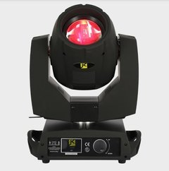 Moving Head Beam 200 5R Touch+Case com 2 peças