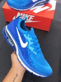 NIKE AIR MAX EPIC REACT AZUL na internet