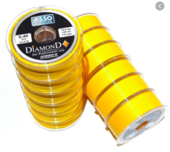 ASSO NYLON DIAMONDS 018-12X100M