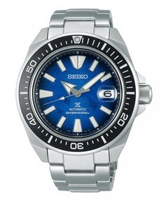 Relógio Seiko Prospex Save the Ocean Manta Ray Samurai