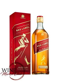 JOHNNIE WALKER RED 750LTS