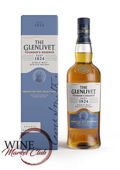 THE GLENLIVET FOUNDERS RESERVE 750