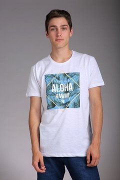 REMERA ESCOTE O ALOHA FRESH R20S