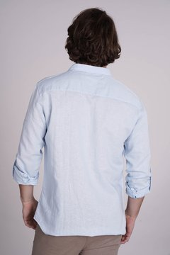 CAMISA MANGA LARGA SUNSET LINEN* en internet