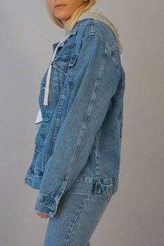 CAMPERA DENIM OVERSIZE MICKEY - ReverPass