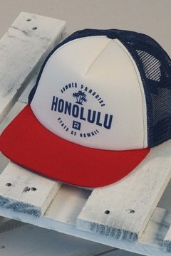 CAP RED HONOLULU R20S - comprar online