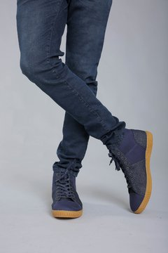 BOTITA DENIM HIGH R9F* - comprar online