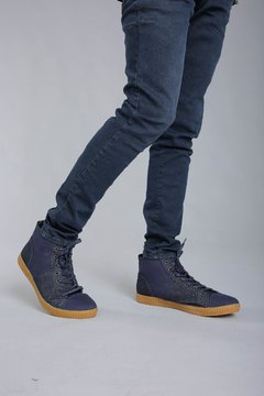 BOTITA DENIM HIGH R9F*