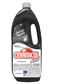 Autobrillo Ceramicol Negro 900 Ml