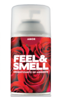 Desodorante Feel & Smell Amor 270Ml