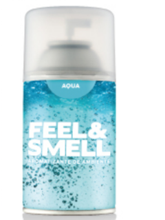 Desodorante Feel & Smell Aqua 270Ml