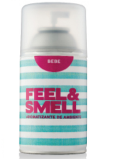 Desodorante Feel & Smell Bebe 270Ml