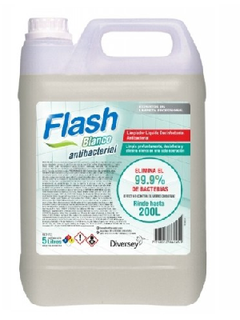 Flash Blanco Antibacterial 5L