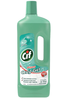 Cif Oxy-Gel 750 Ml