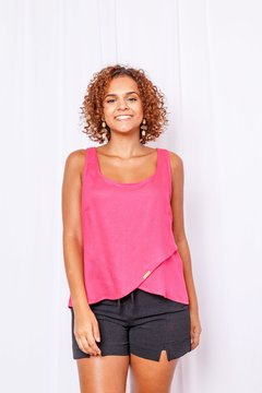 07184 - Blusa Thassia Pink