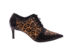Ankle Boot Jorge Bischoff Animal Print