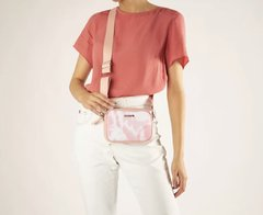 Bolsa Anacapri Crossbody Rosa Tie-Dye - UZ Shoes