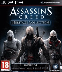 Assassin's Creed Coleccion (4 en 1)