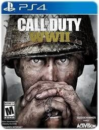 CALL OF DUTY WWII COD WW2