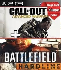 Call Of Duty Advanced Warfare + Battlefield Hardline