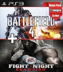 Combo Fight Night Champion + Battlefield 4