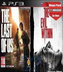 Combo The Last of Us + The Evil Within