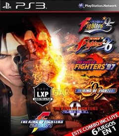 The King Of Fighters Gold Collection