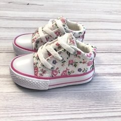 Zapatilla FLOREADA - ALFONSA BABIES & KIDS