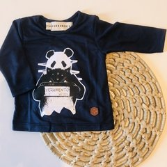 Remera BLUE BEAR