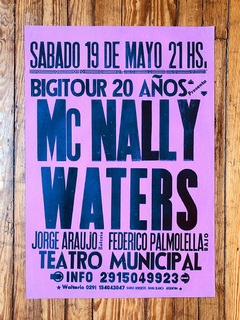 MC NALLY/WATERS. WALTER URANGA