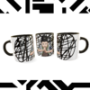 Caneca Shikamaru Exclusiva Geek Love Art (Modelo 3)