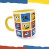 Caneca Exclusiva Geek Love Art Cuphead