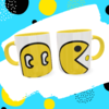 Caneca Pac-Man Exclusiva Geek Love Art (Modelo 1)