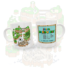 Caneca Super Mario World Map - Geek Love