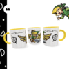 Caneca personalizada The Legend of Zelda - Geek Love