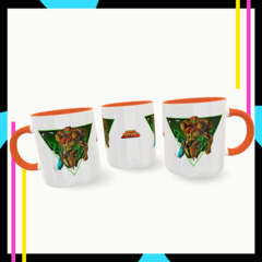 Caneca Super Metroid (Modelo 1) - Geek Love