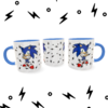 Caneca Sonic Exclusiva Geek Love Art na internet