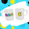 Caneca Pac-Man Exclusiva Geek Love Art (Modelo 2) - comprar online