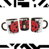 Caneca Sasuke Exclusiva Geek Love Art