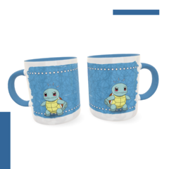 Caneca Pokemon Exclusiva Geek Love Art (Squirtle)