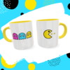 Caneca Pac-Man Exclusiva Geek Love Art (Modelo 2) - Geek Love
