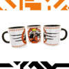 Caneca Naruto Exclusiva Geek Love Art (Modelo 2)
